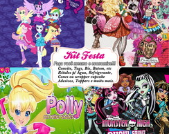 Festa Polly, Equestria girl, Ever After