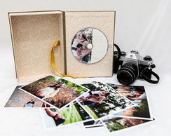 Kit Caixa + Porta CD/DVD