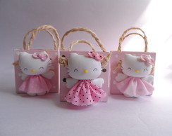 Hello Kitty kit c/10 lembrancinhas