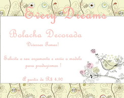 Bolacha Decorada