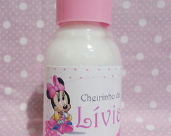 Hidratante de 30ml - Minnie Baby rosa!