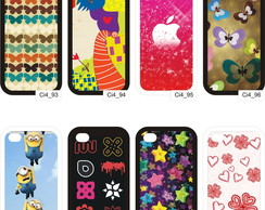 Capa Iphone 4-5 / Galaxy S3-4 Varios Mod