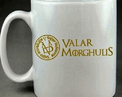 * CANECA-GAMES OF THRONES - VALAR ...