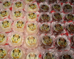 Bombons personalizados tema Minie