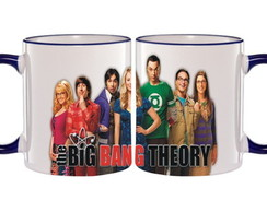 Canecas The Big Bang Theory
