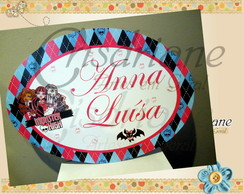 Elipse personalizada Monster High
