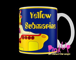 Caneca Yellow Submarine