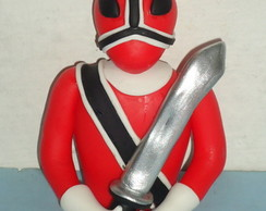 power ranger de biscuit