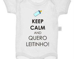Body Personalizado keep calm