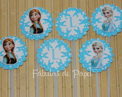 Topper Frozen 3d