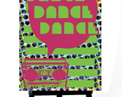 * MINI POSTER PLUS - DANCE DANCE