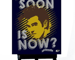 * MINI POSTER PLUS - HOW SOON IS NOW?