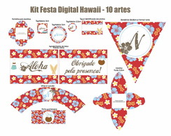Kit Festa Digital Hawaii