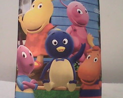 saquinho surpresa Backyardigans