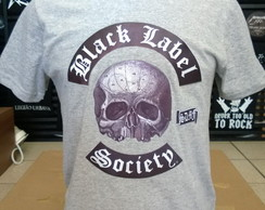 Camiseta BLS - Black Label Society