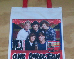 Bolsa ecológica One Direction