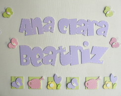 Letras Decoradas