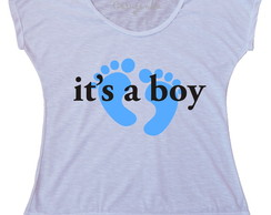Bata Gestante it's a boy
