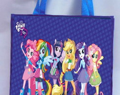 Sacola Equestria Girl - My Little Pony