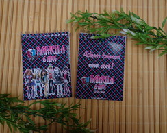 Tema: Monster High