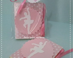 Bloquinho De Post It Bailarina