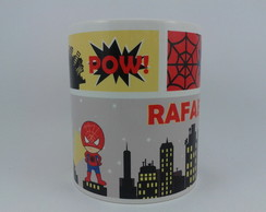 Caneca super herois batman