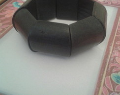 Pulseira Black Wood