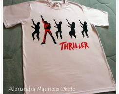 Camiseta Thriller
