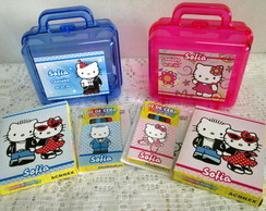 Maletinha Hello Kitty e Dear Daniel