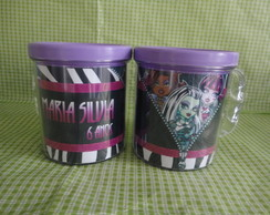 Caneca Monster High 01