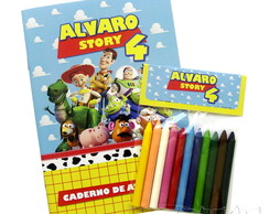 Kit de Colorir Toy Story