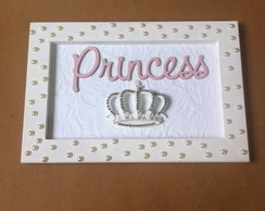 placa princessa