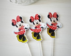 Toppers - Tema Minnie