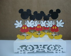 Tubete decorado - Mickey