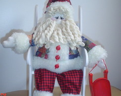 Papai Noel Mini Folk