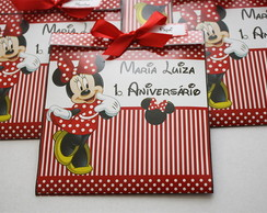 CD Personalizado Minnie