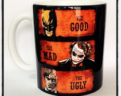 The Good The Mad The Ugly (Batman)