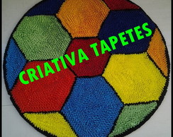 TAPETE FRU FRU BOLA COLORIDA