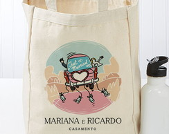 Ecobag para Casamento Just Married
