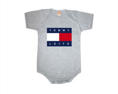 Body ou Camiseta Tommy Leite