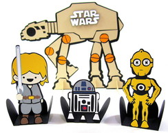 Forminhas Star Wars