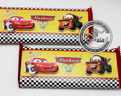 Barrinha Chocolate Carros
