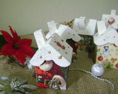 MINI CASINHA NATAL