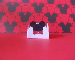 Forminhas de papel do Mickey - 50 unid.