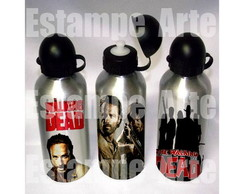 KIT THE WALKING DEAD (CAMISETA+SQUEEZE)
