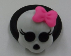 porta docinho monster high