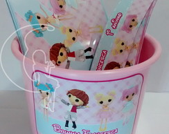 Kit Cinema Personalizado Lalaloopsy