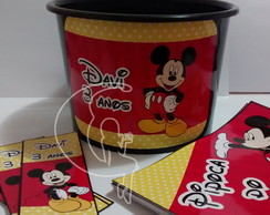 Kit Cinema Personalizado Mickey