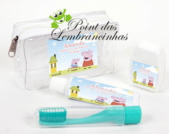 kit higiene dental personalizado