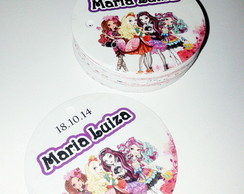 Tag Ever After High 4,4cm